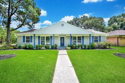 Houston Single Family Home For Sale: 11403 Braewick Drive
