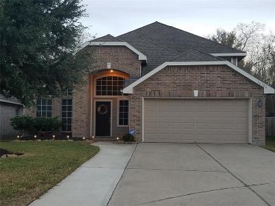 Baytown Single Family Home For Sale: 10306 Lauren Creek Drive