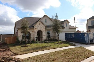 Sugar Land Single Family Home For Sale: 6218 Garden Lakes