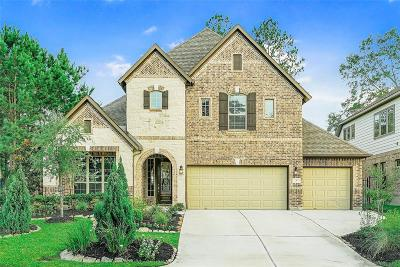 Tomball Single Family Home For Sale: 3 Wyatt Oaks Drive