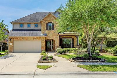 Humble Single Family Home For Sale: 12602 Fisher River Ln Lane