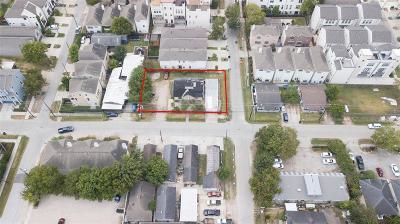 Houston Single Family Home For Sale: 2215 Sherwin Street
