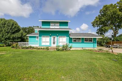 Matagorda Single Family Home For Sale: 345 Mimosa
