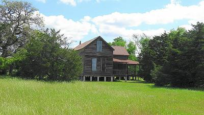 Fayette County Farm & Ranch For Sale: 925 Nassau Road