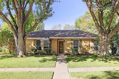 Houston Single Family Home For Sale: 3102 Westerland Drive