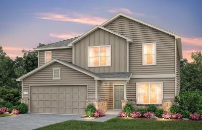 Katy Single Family Home For Sale: 25919 Kinship Court
