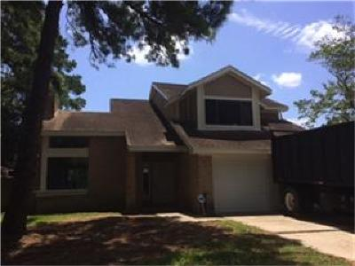 Spring Single Family Home For Sale: 6915 Fawn River Drive
