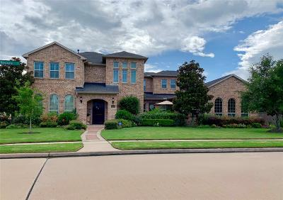 Katy Single Family Home For Sale: 1003 Kingsgate Circle
