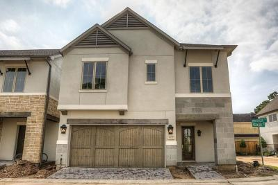 Houston Single Family Home For Sale: 10215 Preston Crest Drive