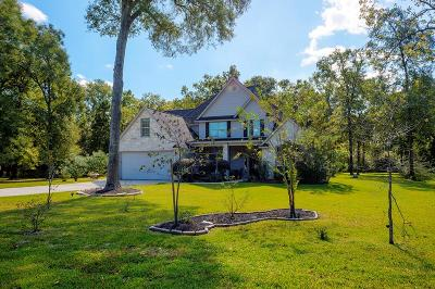 Montgomery Single Family Home For Sale: 11320 Grand Harbor Boulevard