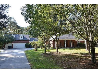 Magnolia Single Family Home For Sale: 32803 Edgewater