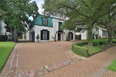 River Oaks Single Family Home For Sale: 3653 Meadow Lake Lane