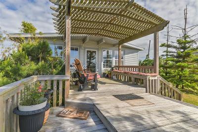 Galveston Single Family Home For Sale: 12102 Stewart Road Road