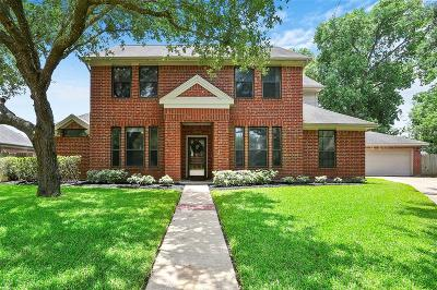 Pearland Single Family Home Pending: 3506 Brymoor Court