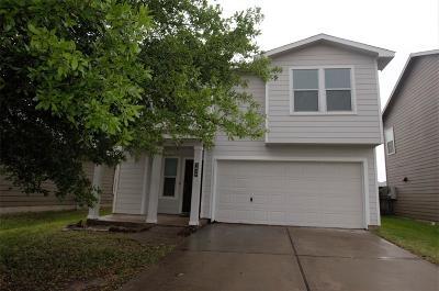 Cypress Single Family Home For Sale: 7834 Maverick Trace Lane