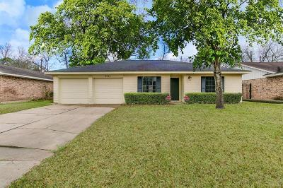 Houston Single Family Home For Sale: 9622 Pagewood Lane