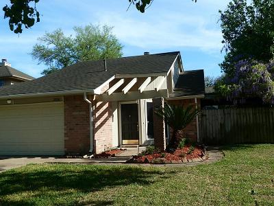 Sugar Land Single Family Home For Sale: 3506 Greenwood Drive