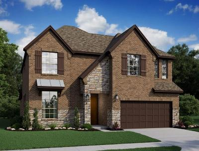 Houston Single Family Home For Sale: 13207 Peony Meadow Trail