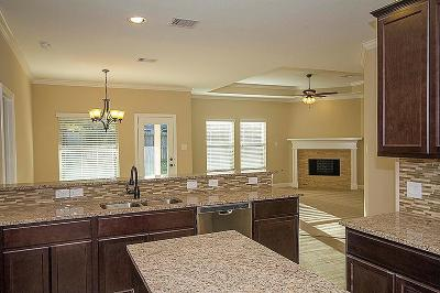 Willis Single Family Home For Sale: 5321 Montego Cove