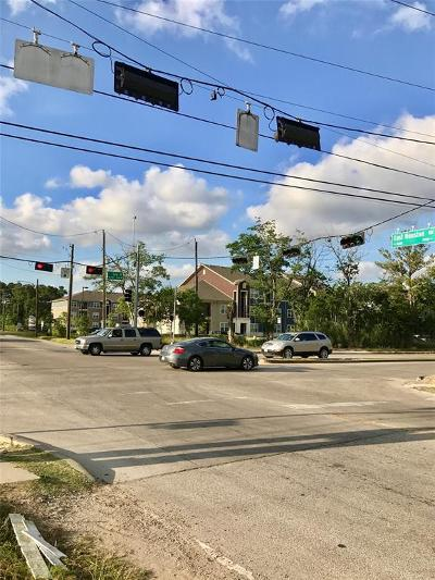 Harris County Residential Lots & Land For Sale: 7525 E Houston Road