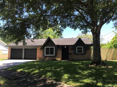 Houston Single Family Home For Sale: 11911 Rampart Street
