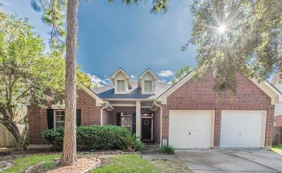 Harris County Single Family Home For Sale: 1418 Diamond Brook Drive