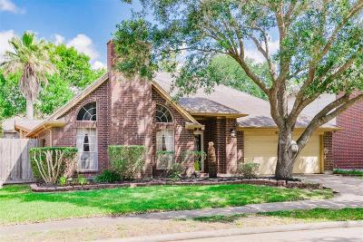 Friendswood Single Family Home For Sale: 4730 Ten Sleep Lane