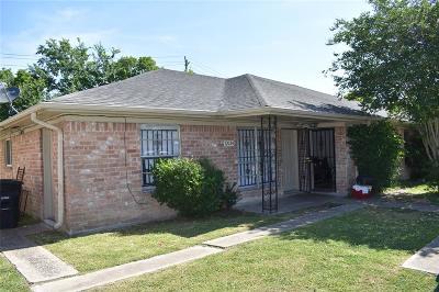 Houston Multi Family Home For Sale: 12124 White Cap Lane