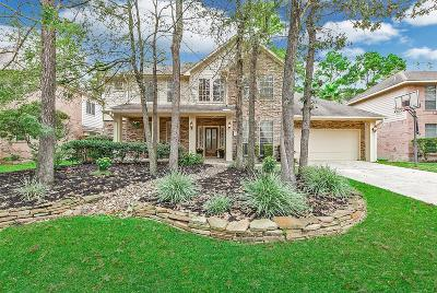 The Woodlands Single Family Home For Sale: 18 N Goldenvine Circle