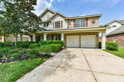 Harris County Single Family Home For Sale: 2409 Deerfield Drive