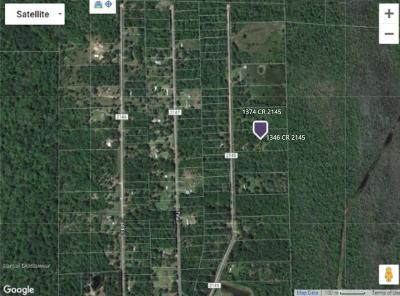 Residential Lots & Land For Sale: 1346 County Road 2145