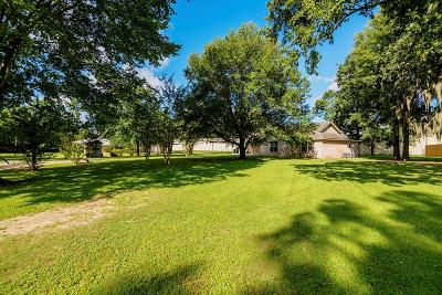 The Woodlands Single Family Home For Sale: 10491 Fussel Road