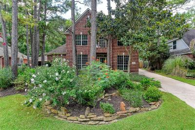 Single Family Home For Sale: 96 W Sandalbranch Circle
