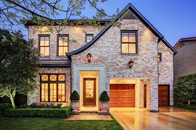 Houston Single Family Home For Sale: 1705 Morse Street