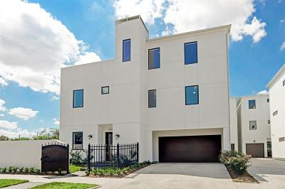 Houston Single Family Home For Sale: 1632 Potomac Drive