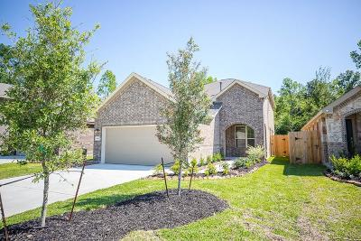 New Caney Single Family Home For Sale: 18877 Genova Bay Court