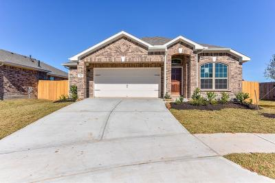 La Marque Single Family Home For Sale: 506 Rosebank Trail Lane