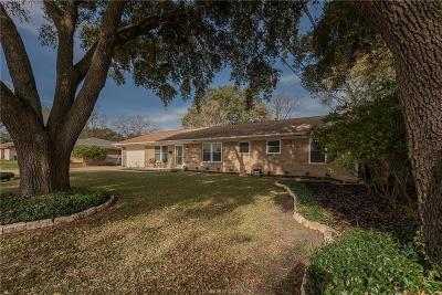 Bryan Single Family Home For Sale: 402 E Dodge Street