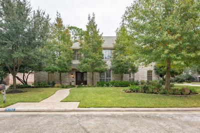 Spring Single Family Home For Sale: 16702 Halkin Court