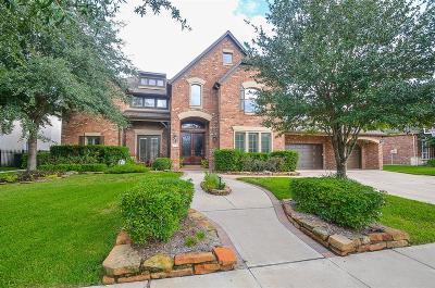 Katy Single Family Home For Sale: 23510 Fairway Valley Lane
