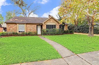 Meyerland Single Family Home For Sale: 5227 Birdwood Road