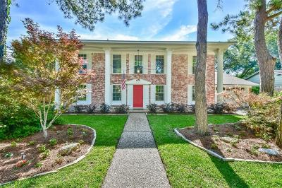 Friendswood Single Family Home For Sale: 125 Saint Andrews Drive