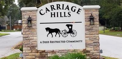 Conroe Residential Lots & Land For Sale: Lots 74 &75 Axleridge Drive