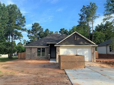 Conroe Single Family Home For Sale: 998 Arbor Crossing