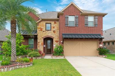 Baytown Single Family Home For Sale: 4811 Sheila Drive