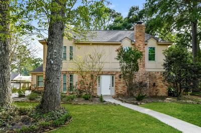 Cypress Single Family Home For Sale: 13011 Tall Forest Drive