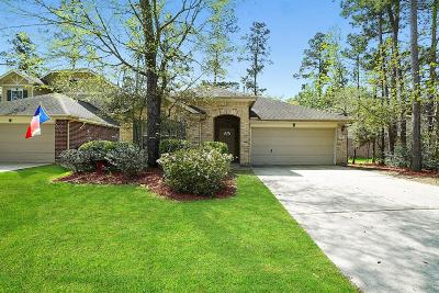 The Woodlands Single Family Home For Sale: 39 N Star Ridge Circle