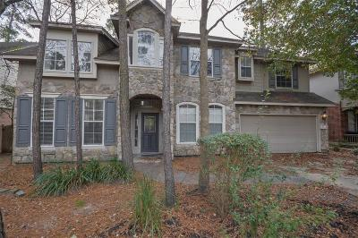 The Woodlands Single Family Home For Sale: 19 Fortuneberry Place