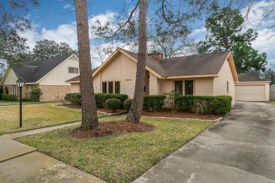 Harris County Single Family Home For Sale: 21415 Park Villa Drive