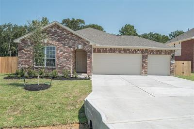 New Caney Single Family Home For Sale: 423 Seabiscuit Boulevard Boulevard